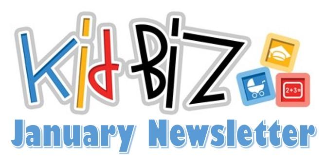 KidBiz Logo